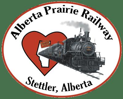 Alberta Prairie Railway logo